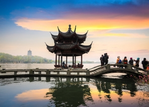 hangzhou west-lake