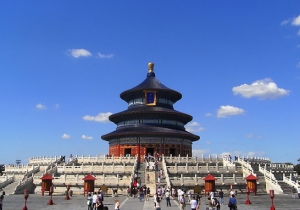 Temple of Heaven Beijing OK